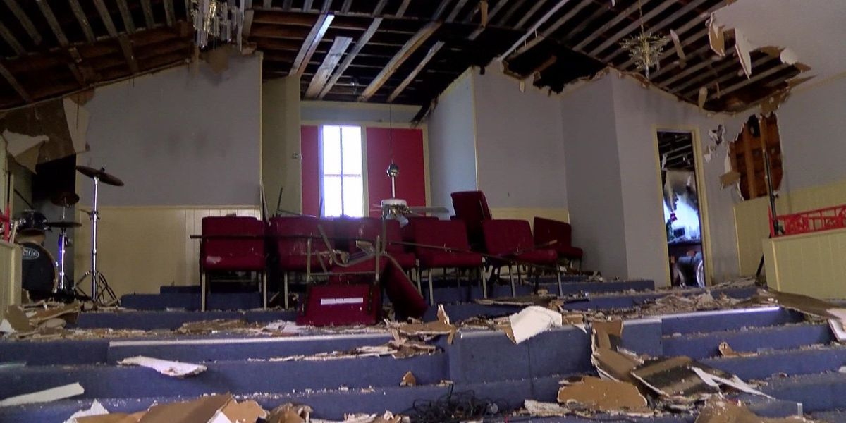 Frayser church damaged by arson to reopen May 7