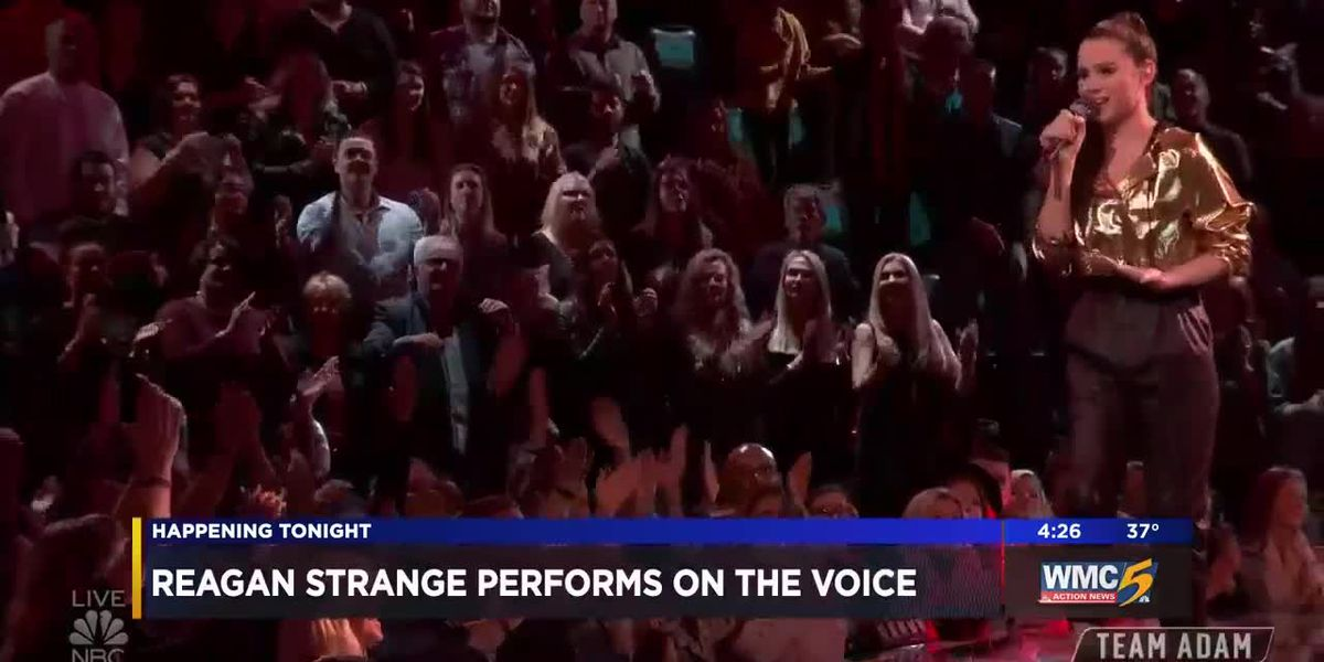 Reagan Strange expected to make a comeback on 'The Voice'