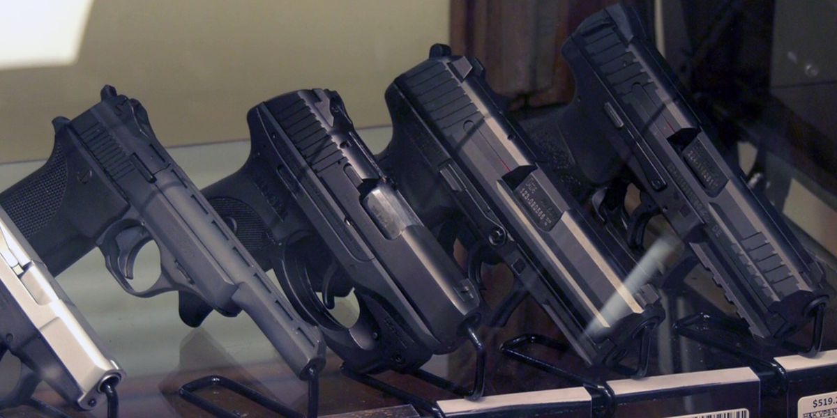 Tennessee pastors, mother of shooting victim speak out against permitless gun carry bill