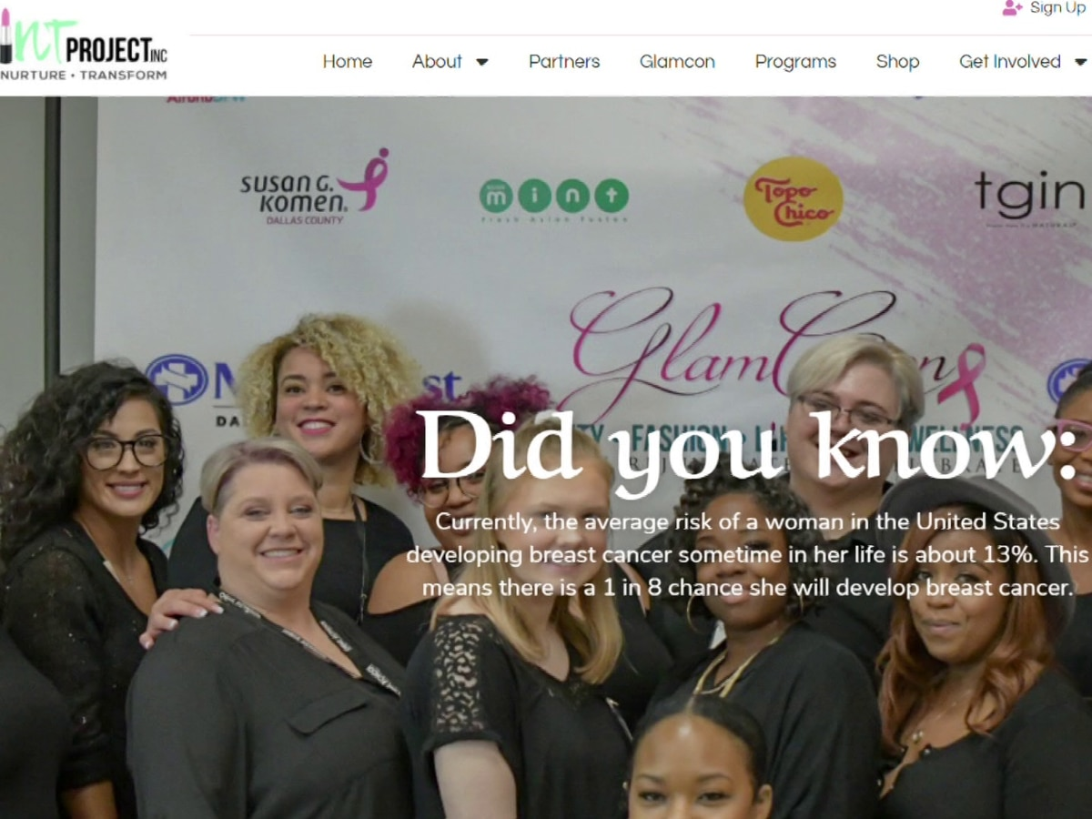Nonprofit hosting virtual wellness event to raise awareness for breast cancer
