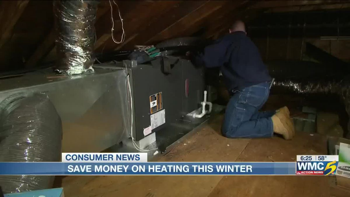 Consumer Reports gives home tips on saving money this winter