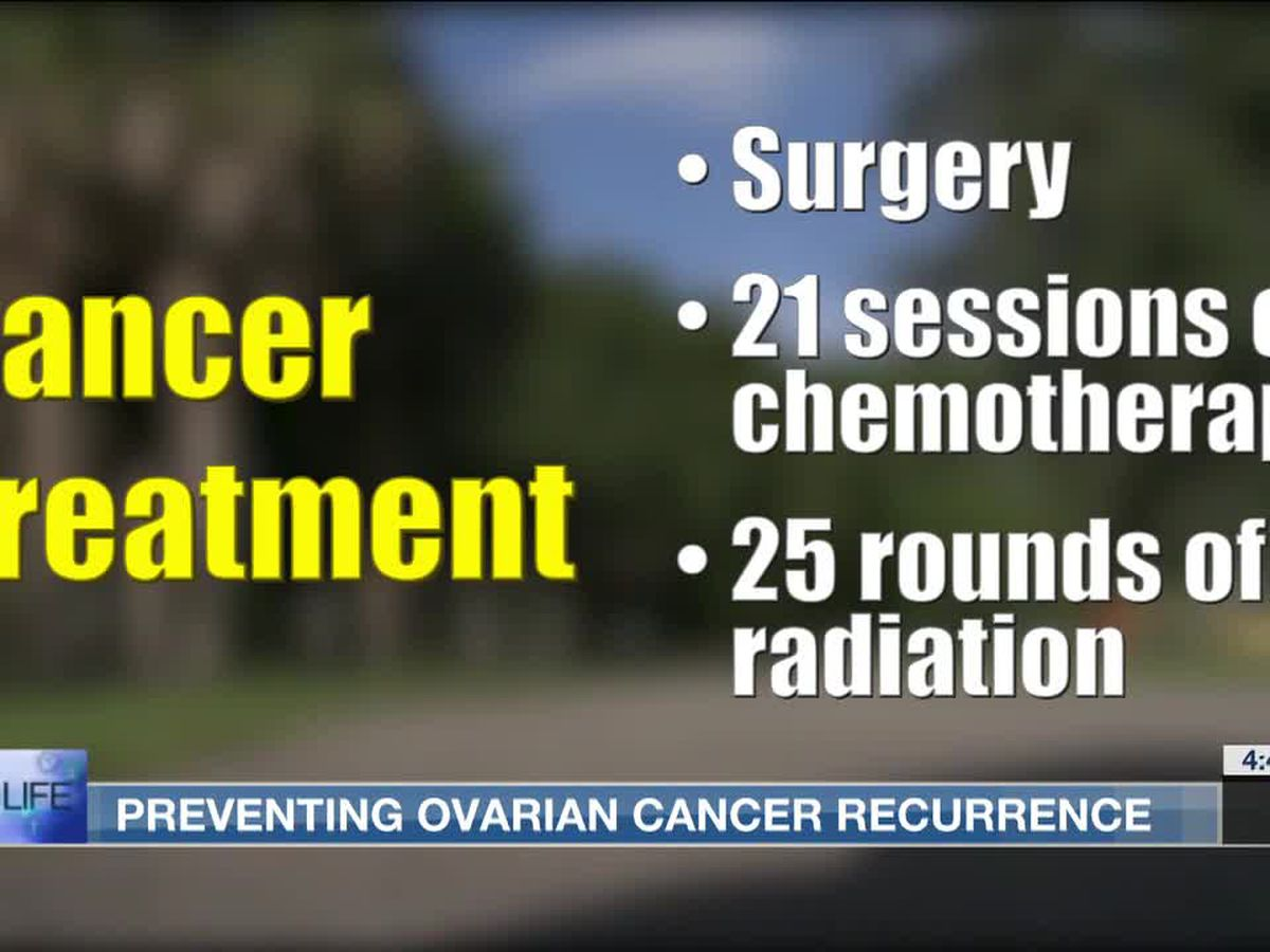 Best Life: Preventing ovarian cancer recurrence risk