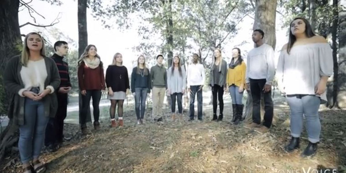 Memphis students release inspiring music video