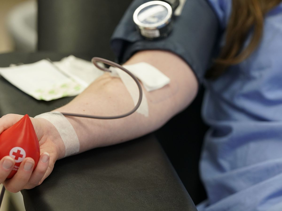 Thursday is Tennessee Blood Donation Day