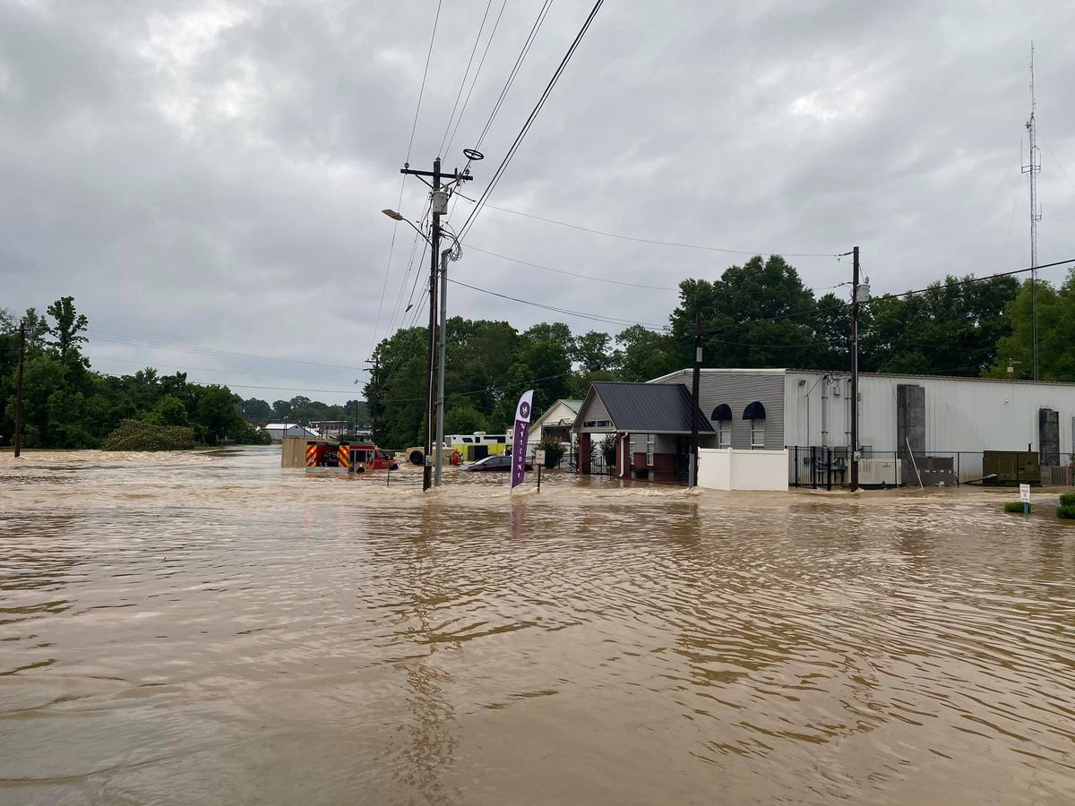McNairy County mayor declares State of Emergency after major flooding and damage in Selmer area