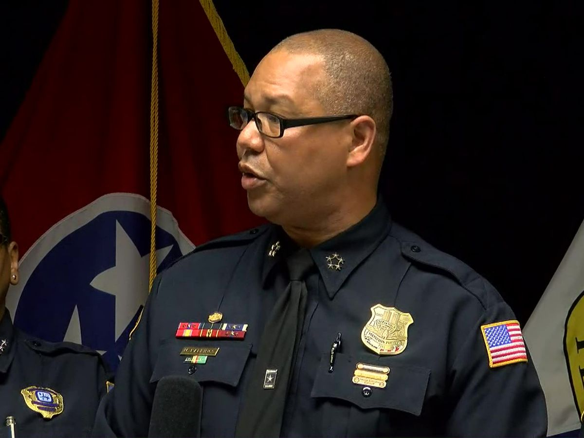 'We will hold officers accountable': MPD director promises transparency in officer-involved shooting investigation