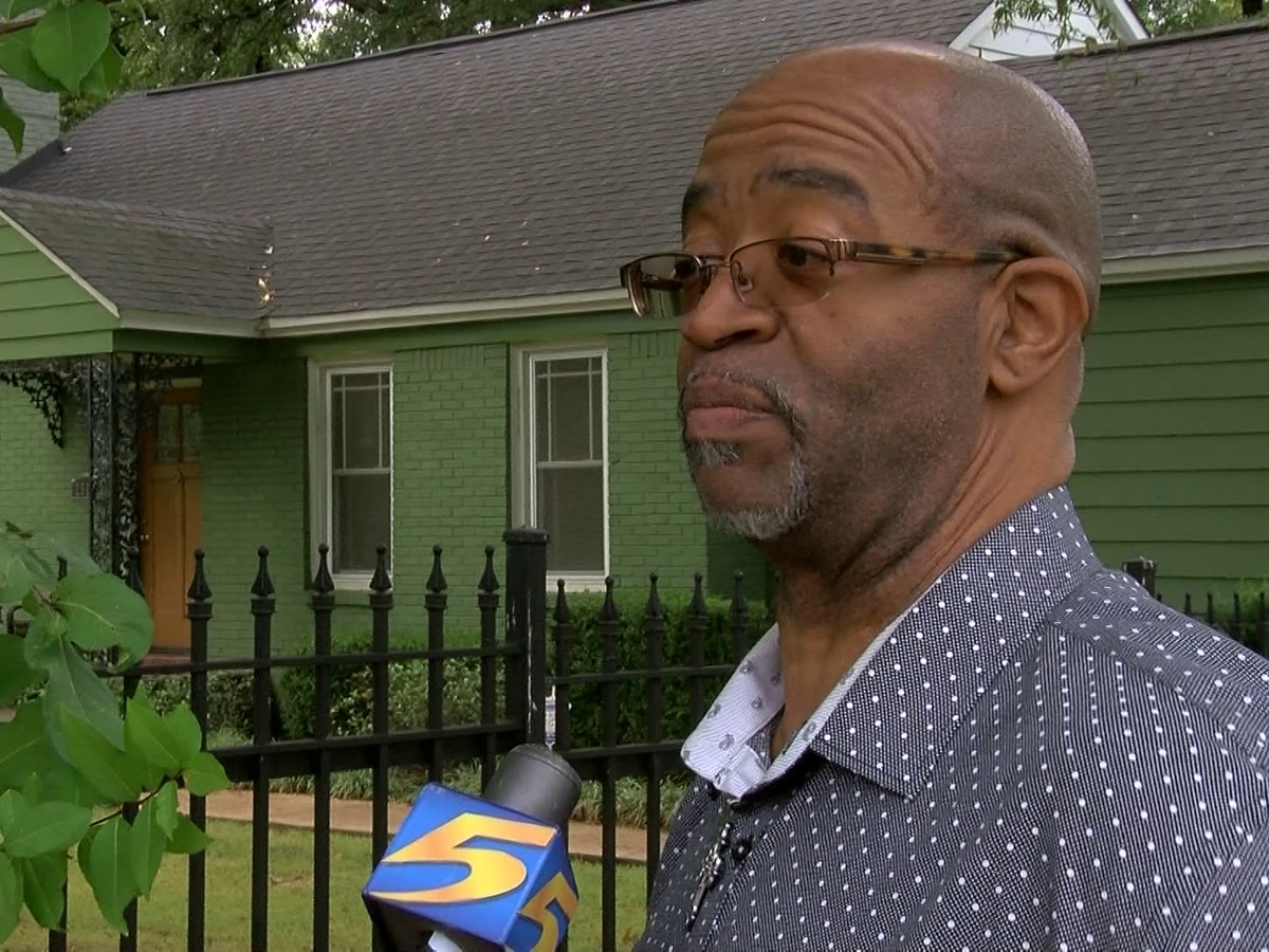 Midtown homeowner fed up with cars crashing into his fence