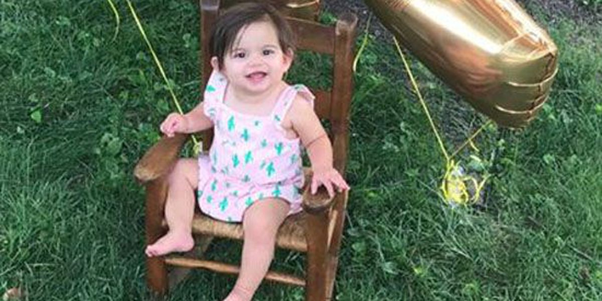 Pyro's Pizza holds fundraiser for Germantown baby in need of transplant