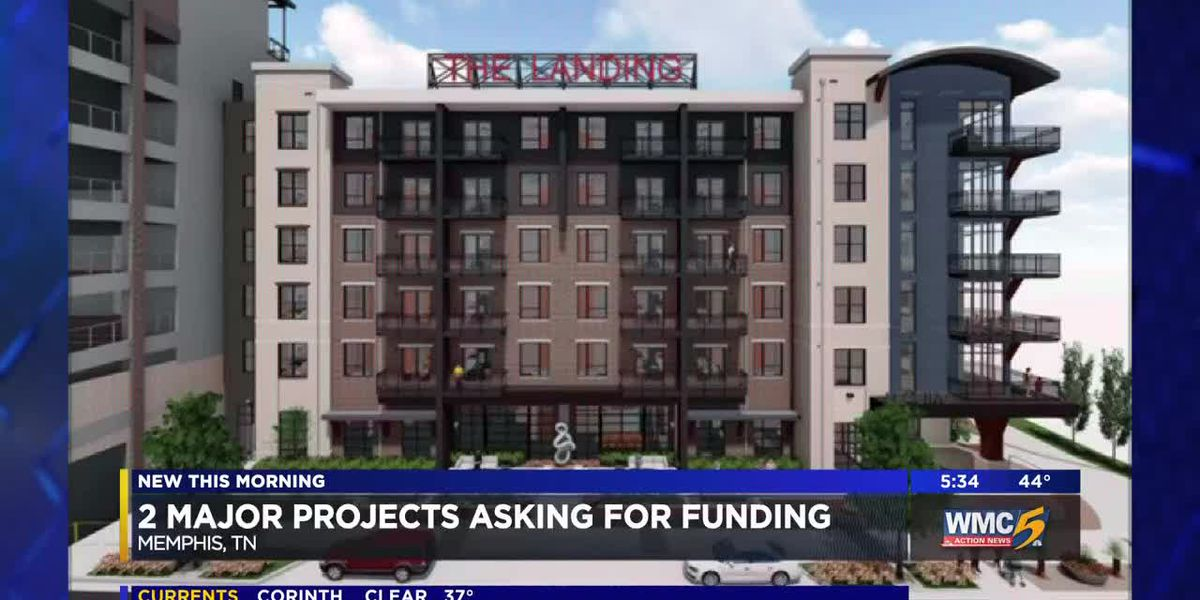 2 major Downtown projects seek grants