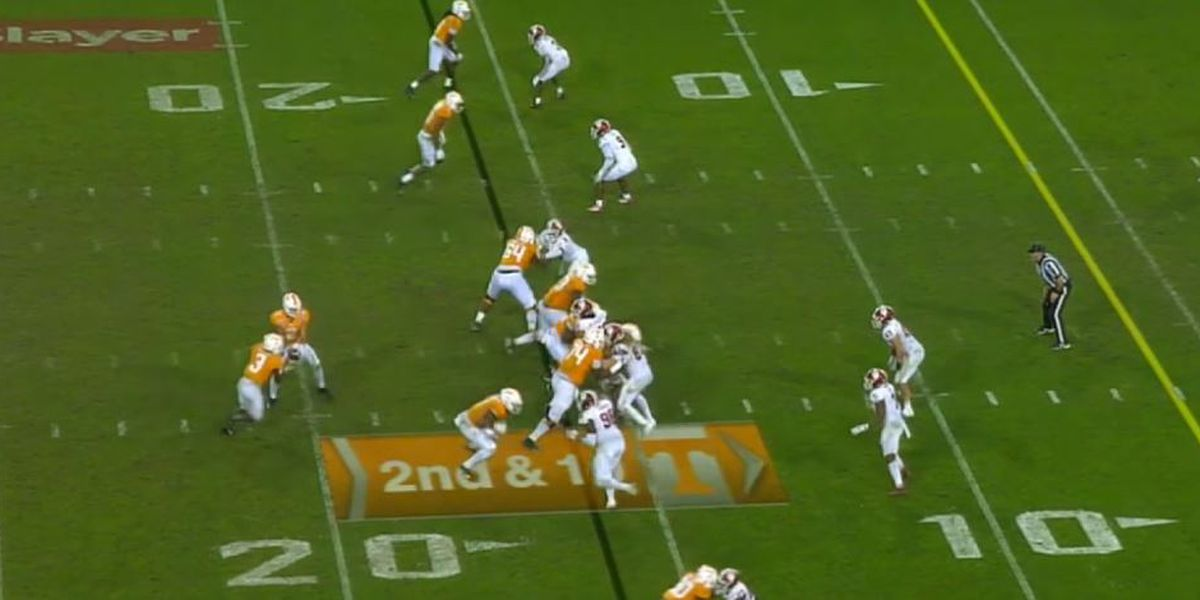 Tennessee beats Indiana in the Gator Bowl