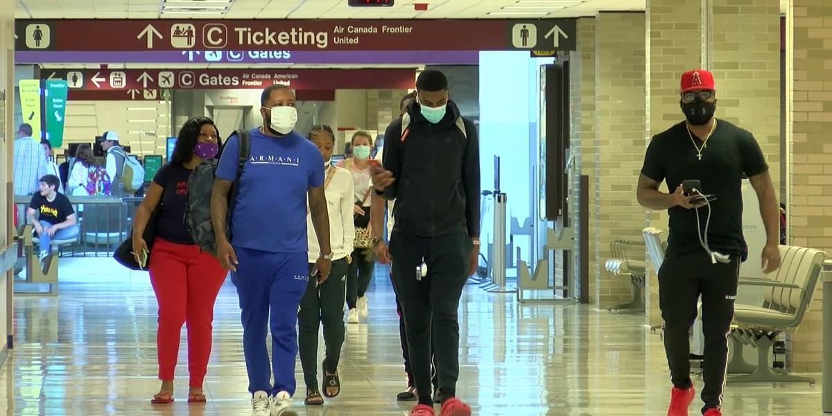 Memphis International Airport expecting increase in travelers for fall break
