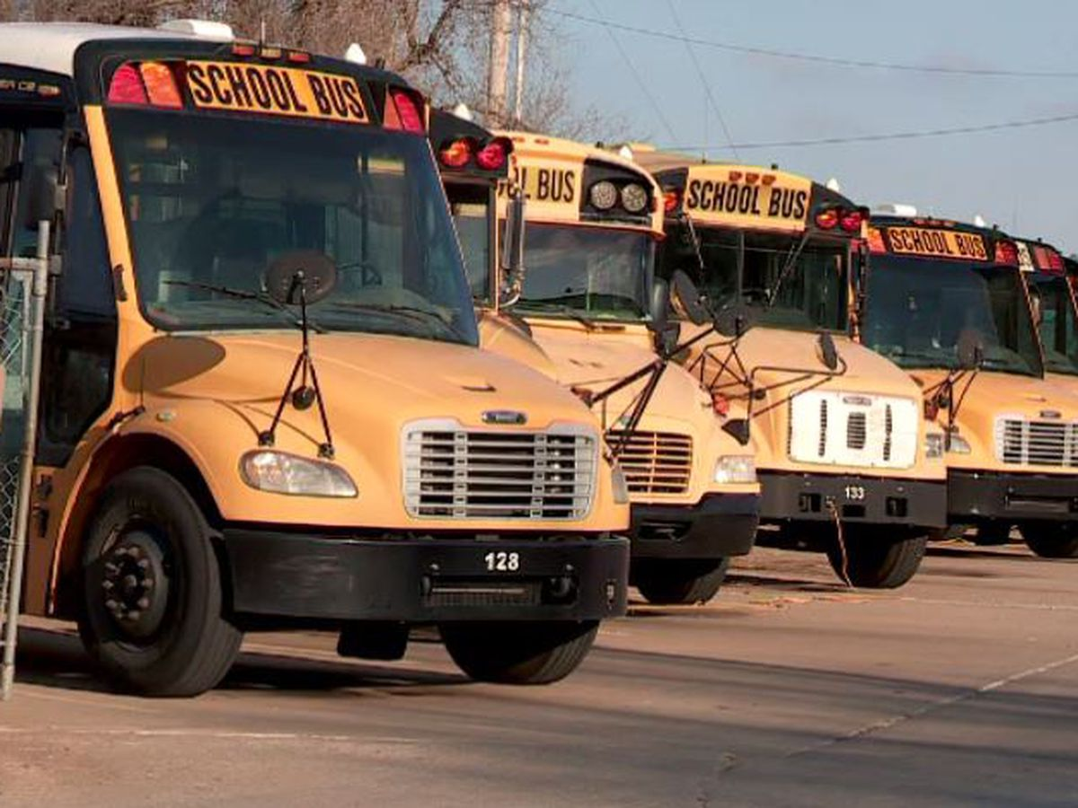 7-year-old with cerebral palsy left on OK school bus for 6 hours
