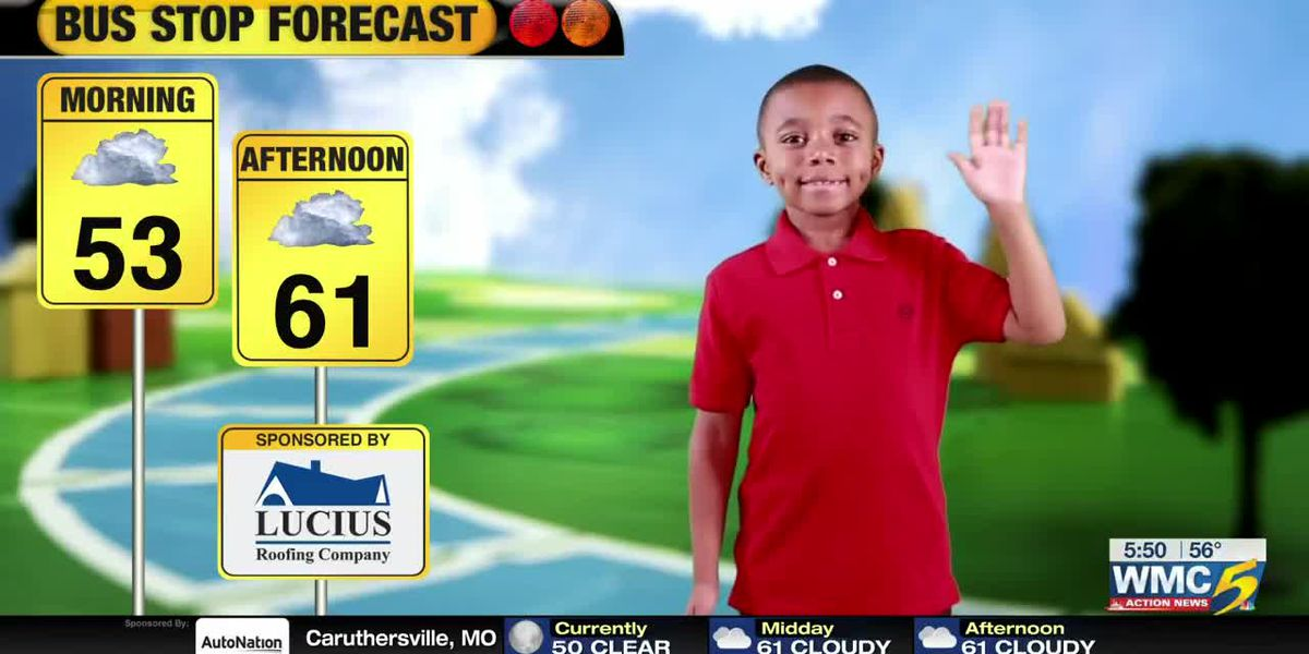 Mar. 4 - Bus Stop Forecast
