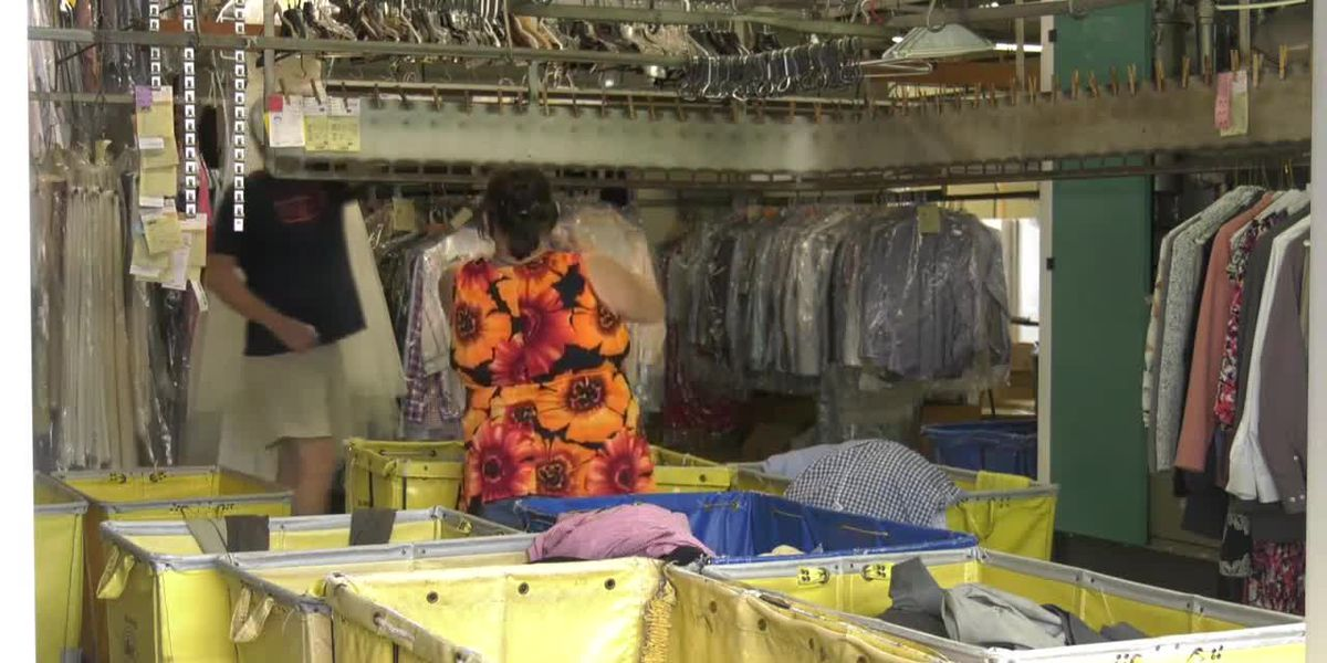 Customers left empty-handed after Germantown Dry Cleaners move
