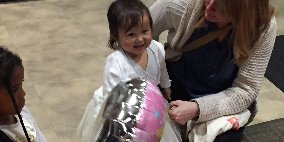 2-year-old transplant patient returns home after amazing journey