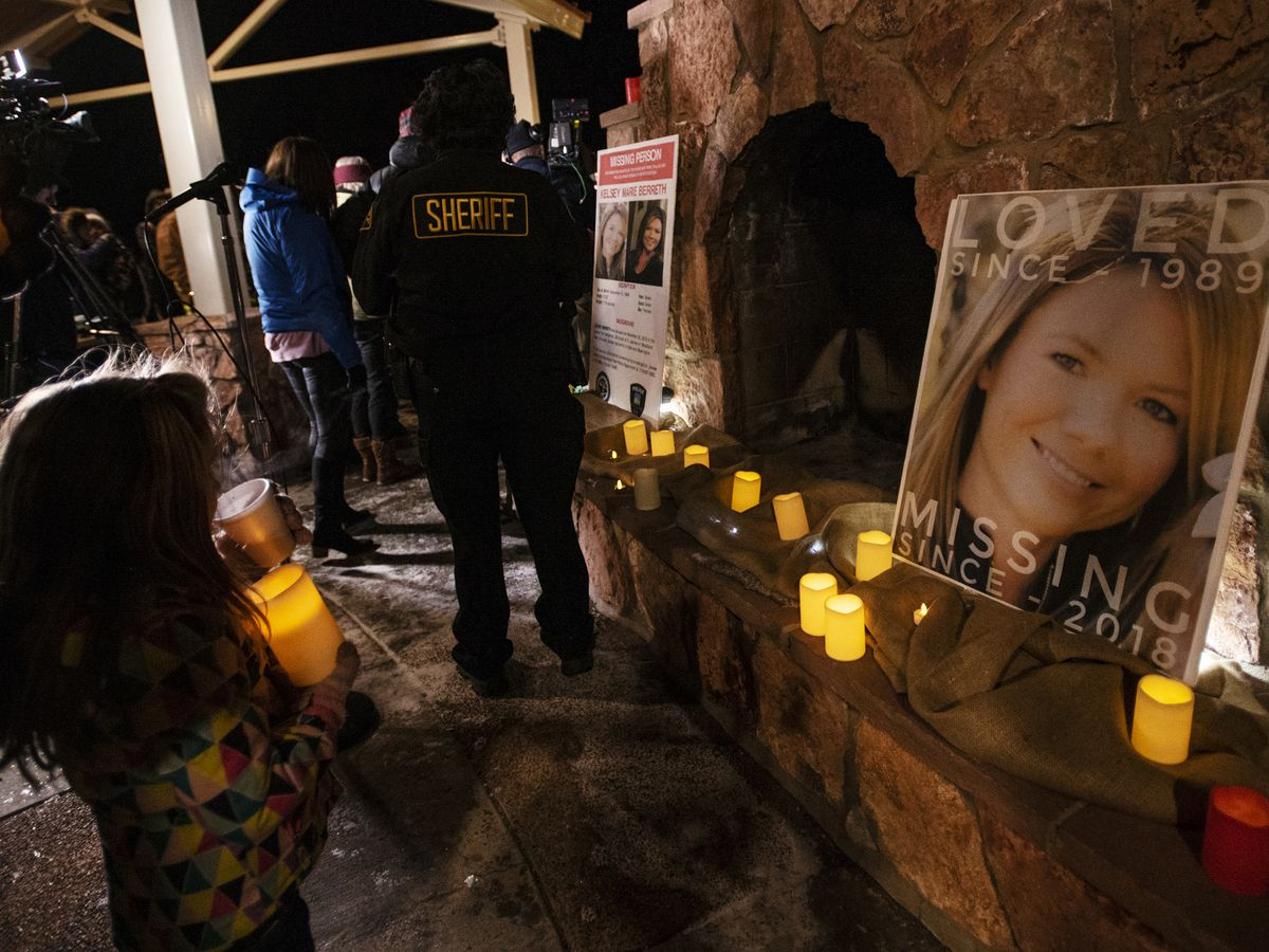 Colorado police search property of missing woman's fiance