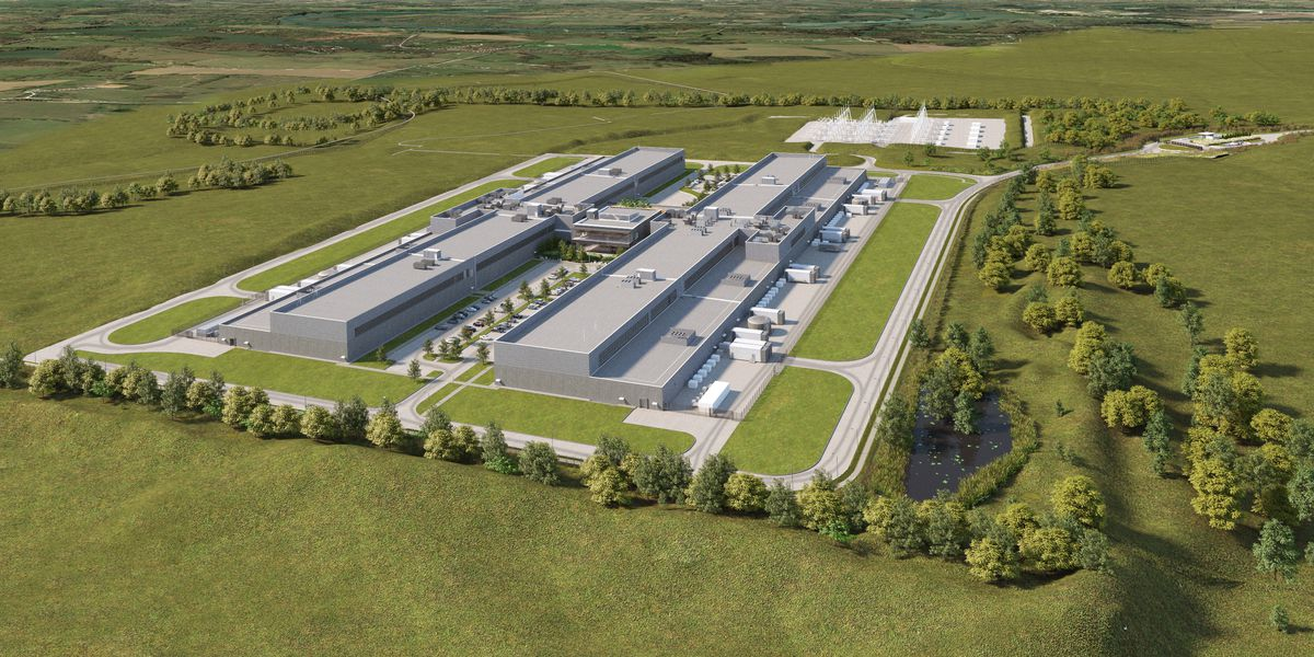 Facebook building Tennessee data center worth more than $800 million