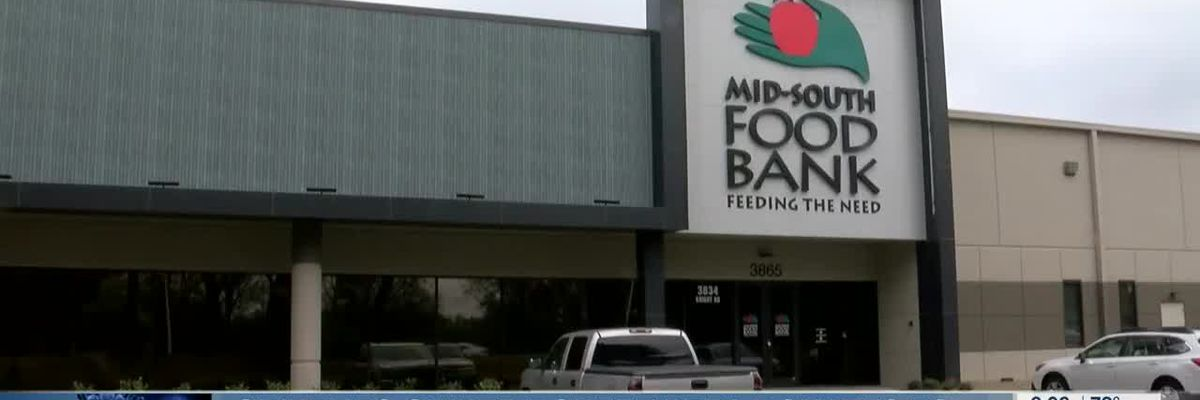Grizzlies owner, former player donate to Mid-South Food Bank