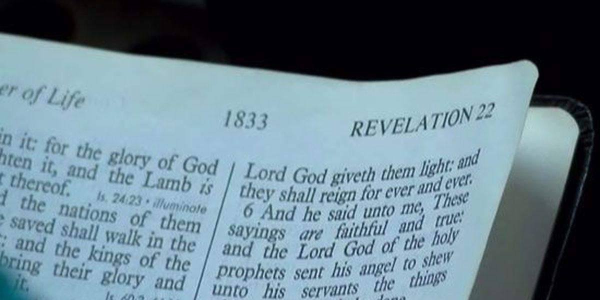 Bible will not become state book of Mississippi
