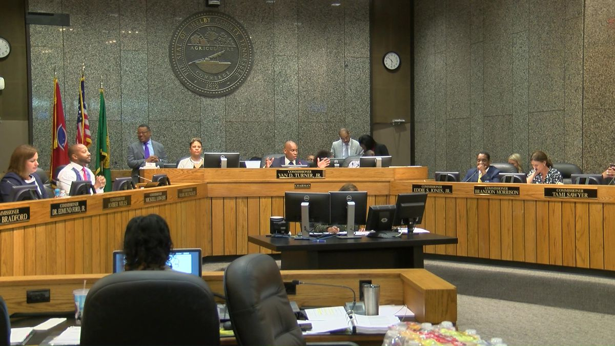County Commission approves millions in funding for SCS, MATA during budget meeting