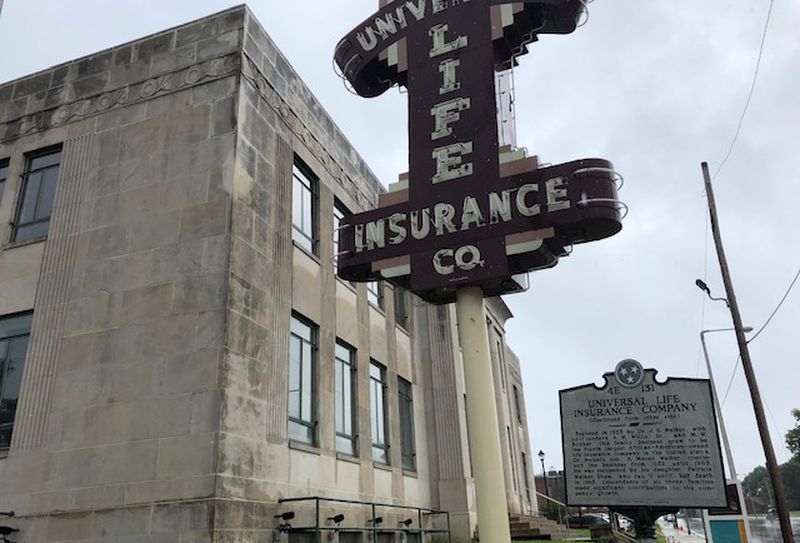 City Hopes Newly Renovated Universal Life Insurance Building Will