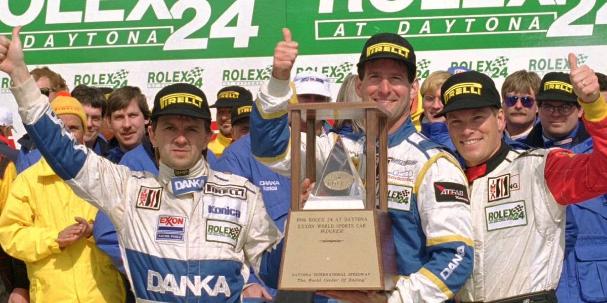 Sports car racer Jim Pace dies from COVID-19 at age 59