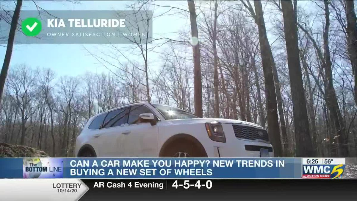 Bottom Line: Can a car make you happy?