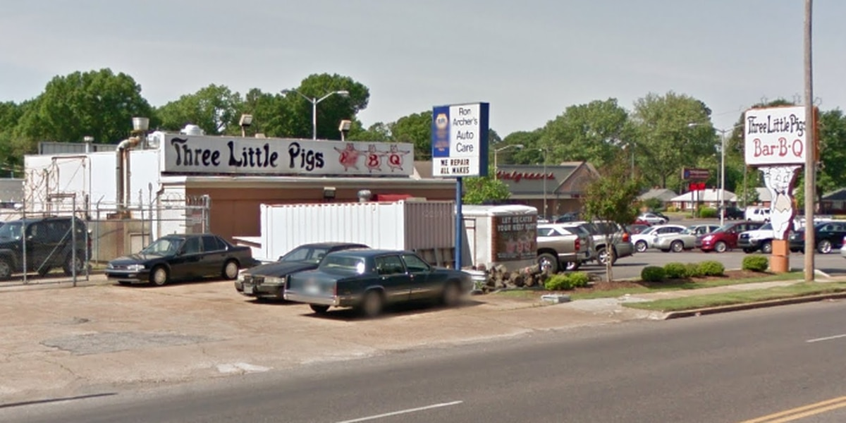 Three Little Pigs Bar-B-Q robbed at knifepoint