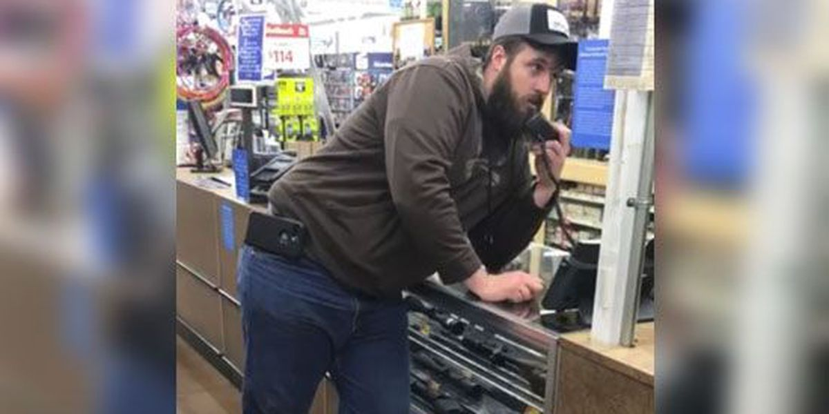 Walmart customer uses PA system after growing tired of waiting for service
