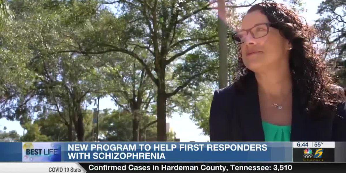 Best Life: New program helping first responders with schizophrenia