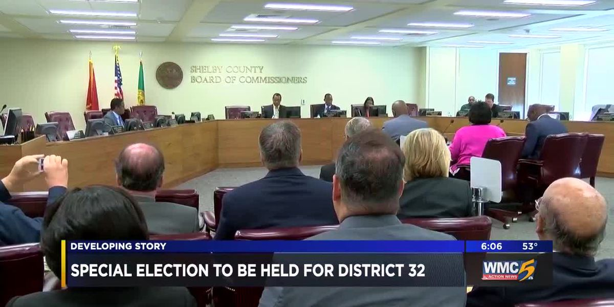 Special election to be held for District 32