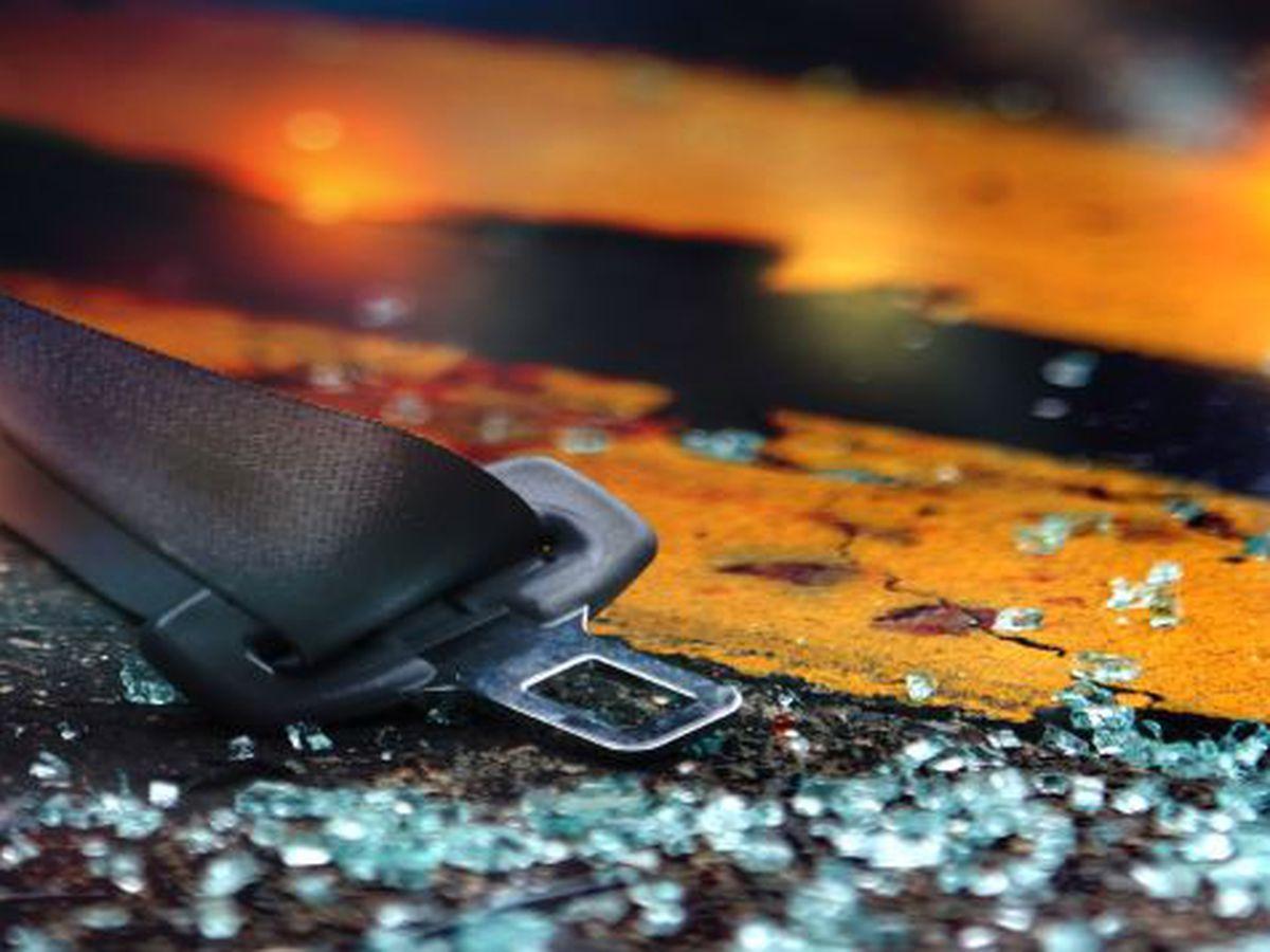 Man in critical condition after crash involving 18-wheeler