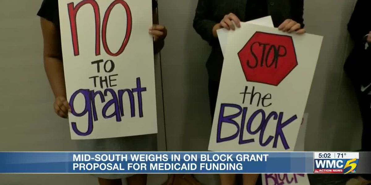 Mid-Southerners express concerns on TennCare funding changes