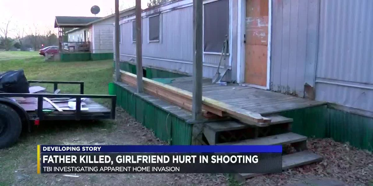 Father killed, girlfriend hurt in shooting