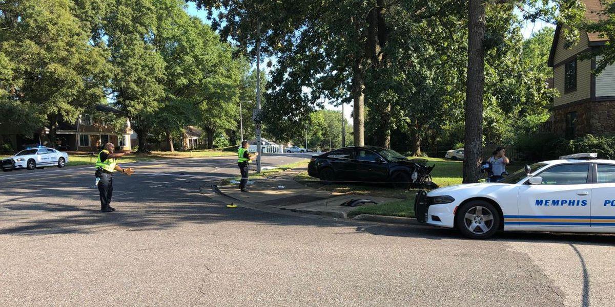 Woman killed, 2 children critically injured in crash