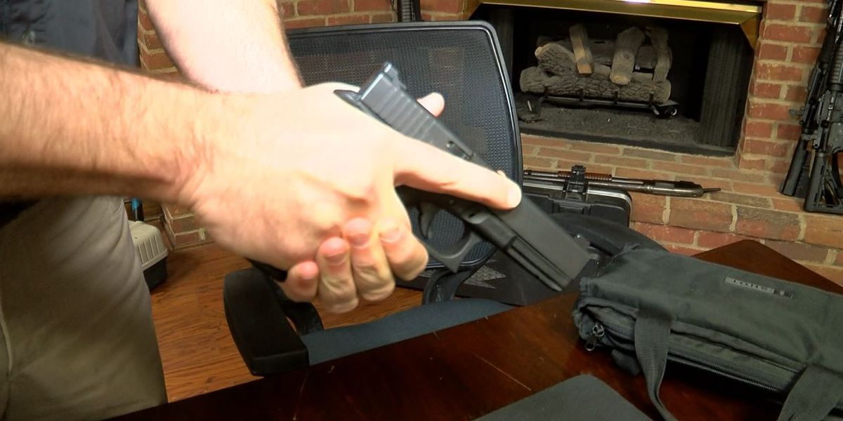 Controversial permitless carry bill passes Tenn. Legislature, toughens penalties for gun-related crimes