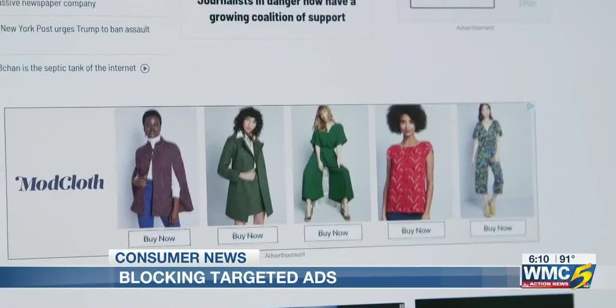 Stopping targeting ads