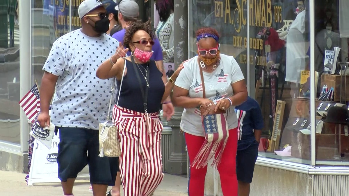 Mid-Southerners celebrate Fourth of July despite COVID-19 cancellations