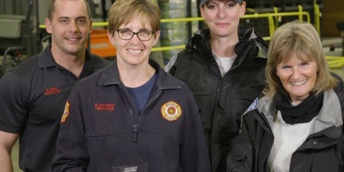 Mid-South Heroes: Firefighter dedicates herself to the people she serves