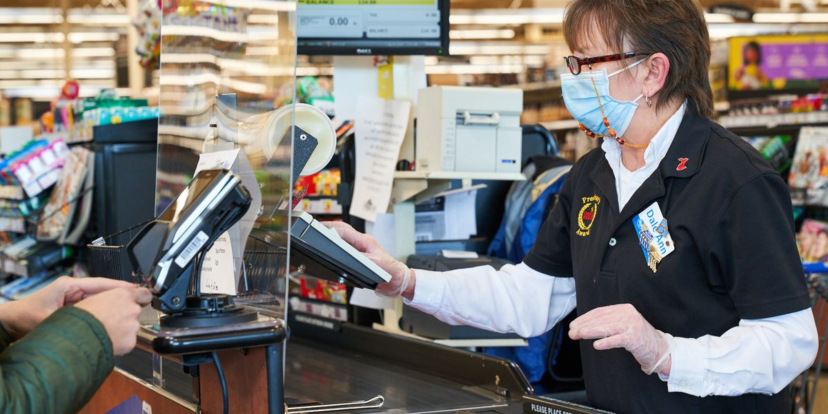 Kroger to require all customers wear masks in stores nationwide