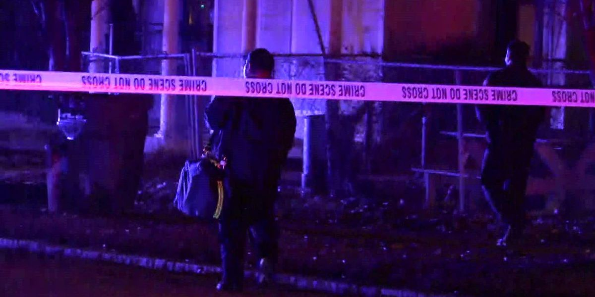 Man dies after shooting by would-be robbers