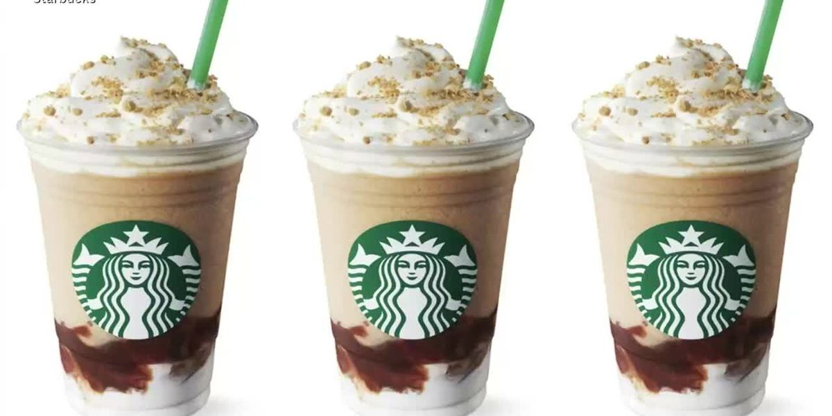 The S'mores Frappucino is making a comeback