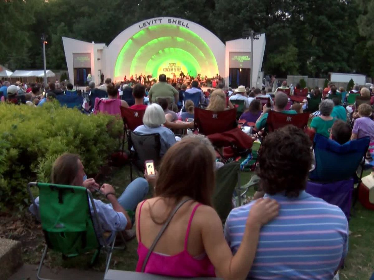 Live music to return to Levitt Shell this summer
