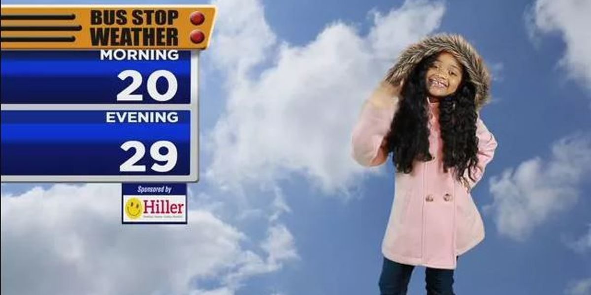 Kids needed to star in WMC's Bus Stop Forecast