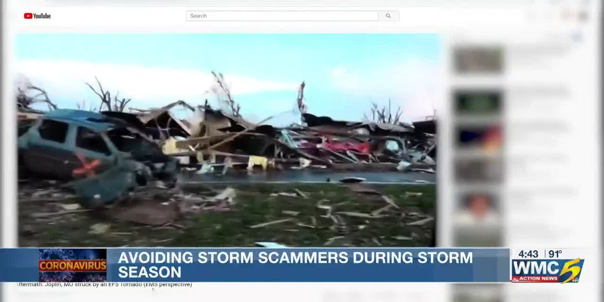 Best Life: Avoiding storm scammers during storm season