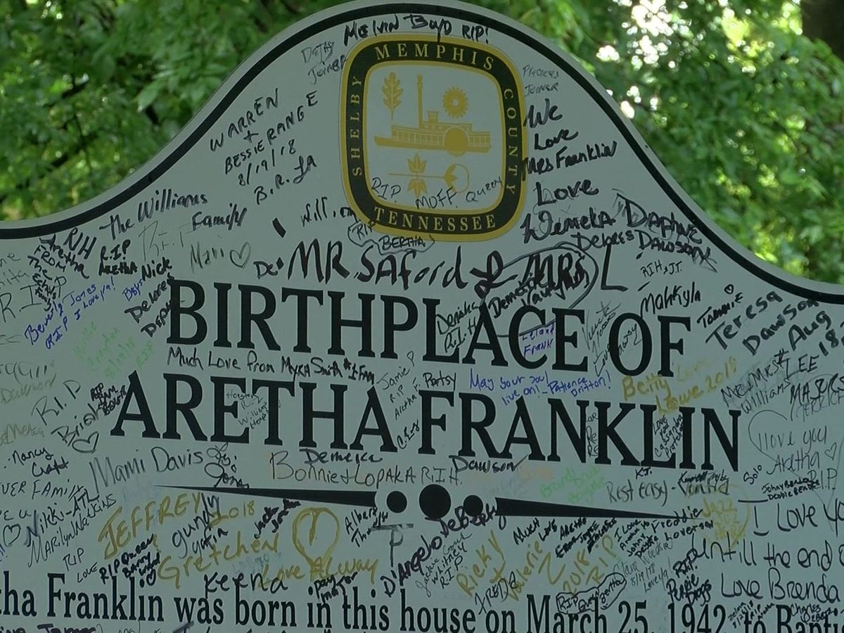 Judge seeking progress in rehab of Aretha Franklin home