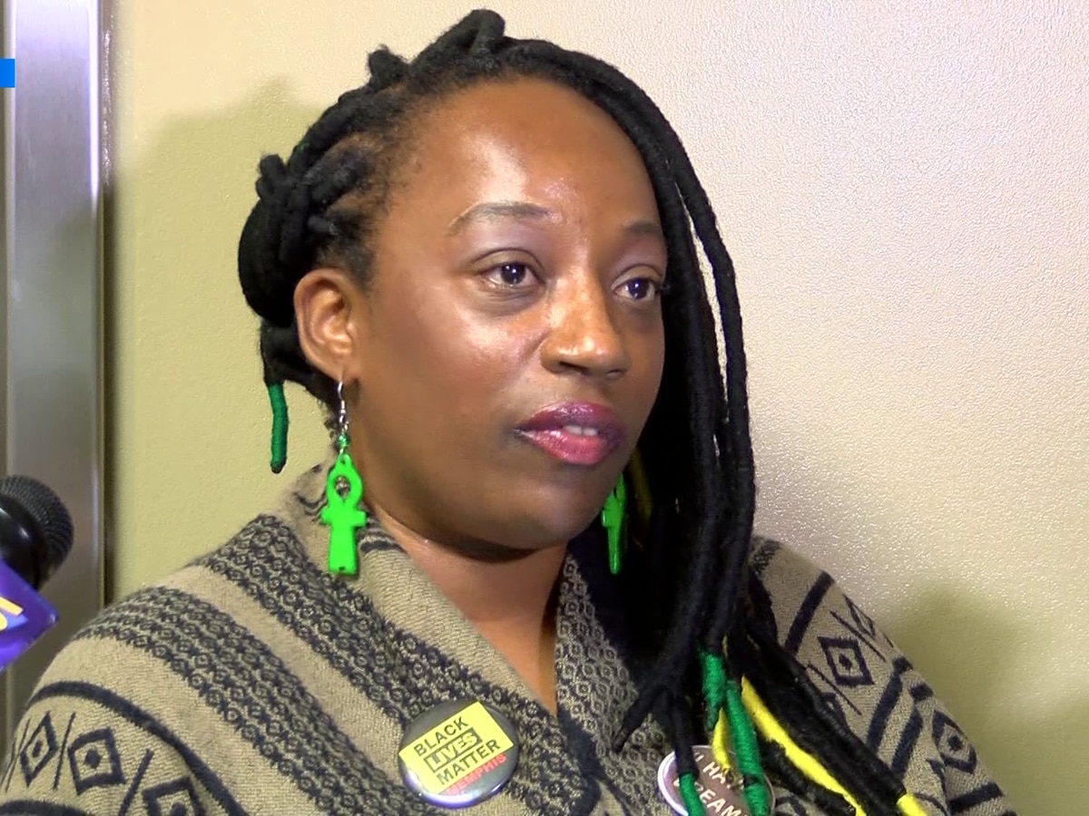 'Black Lives Matter Memphis' founder announces mayoral campaign