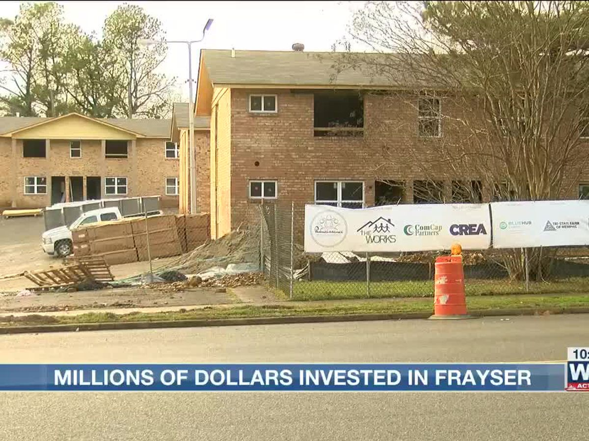 Community leaders say $100 million in investments are pouring into Frayser