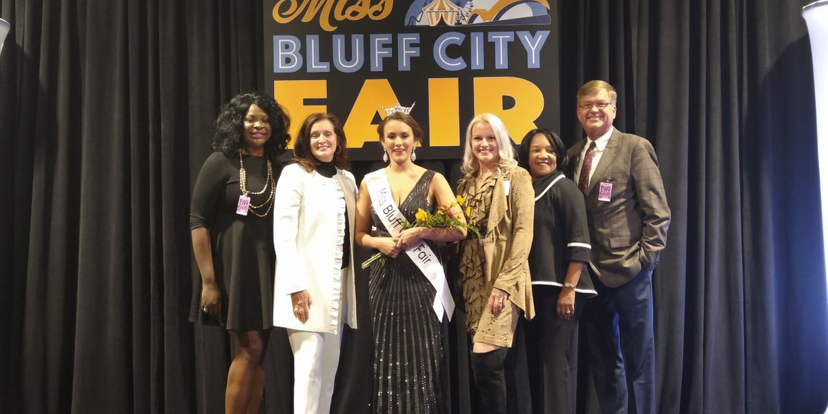 U of M student crowned 'Miss Bluff City Fair' will compete for Miss Tennessee 2020