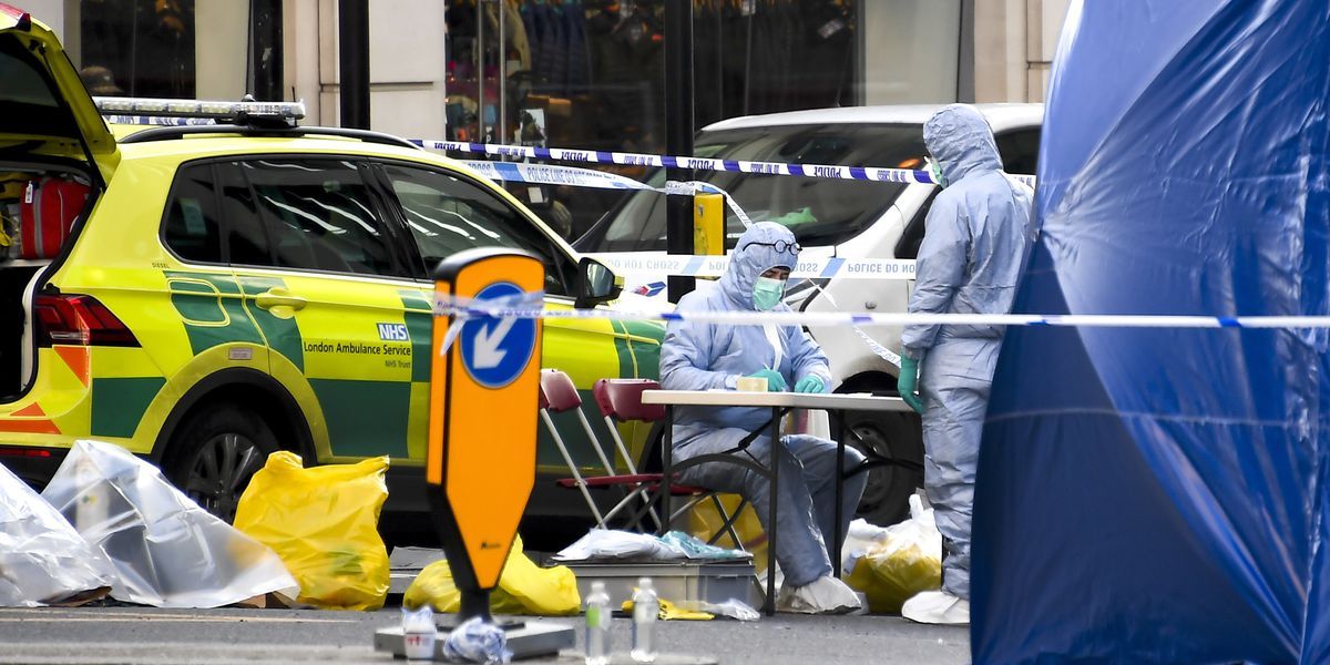 Focus on early release of terror convict in London stabbings